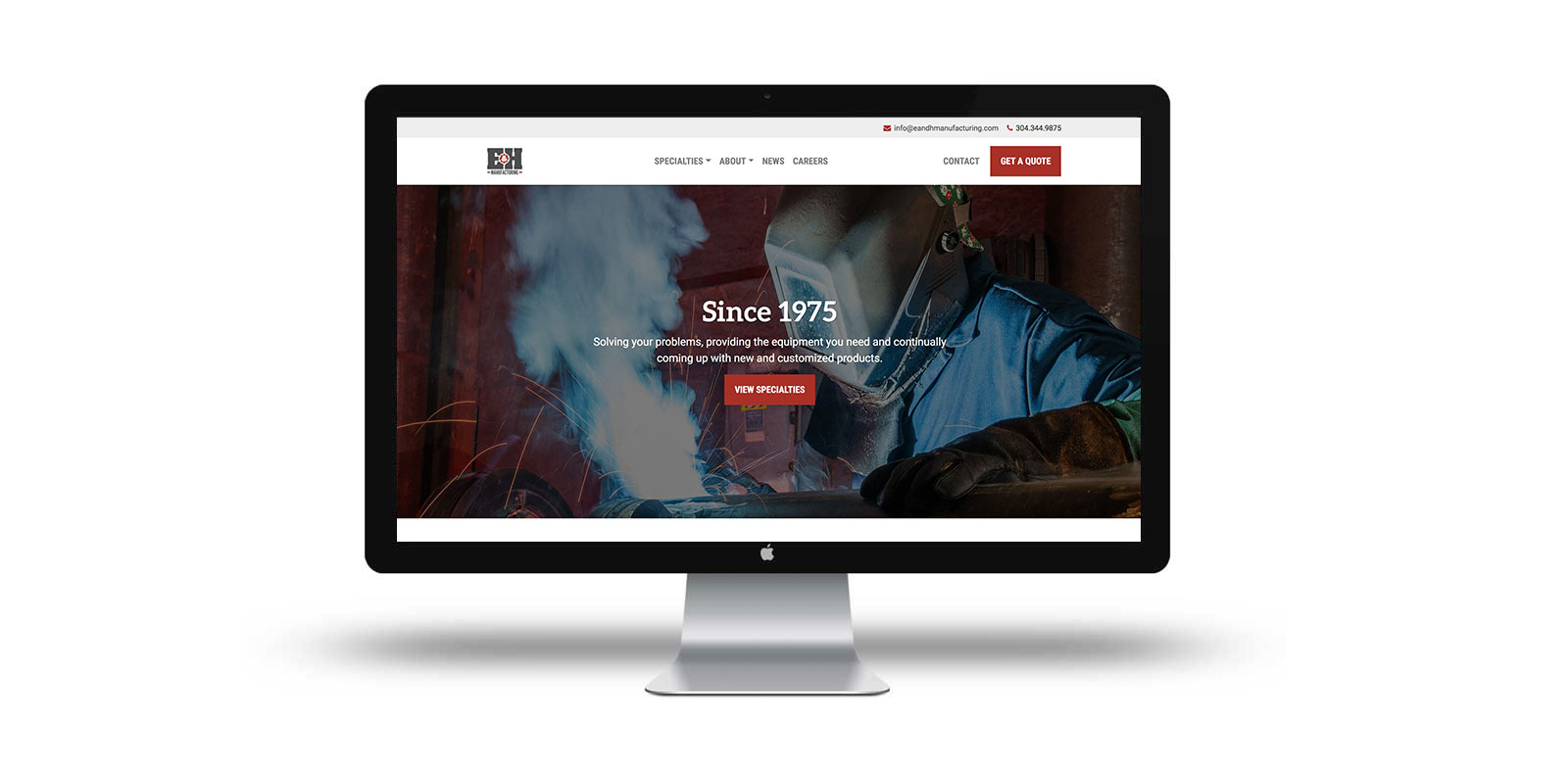 EH-Manufacturing-Website